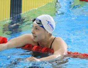 Наша плувкиня ще гони медал в Лондон