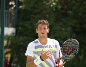Григор Димитров иска да влезе в топ 100 до края на годината