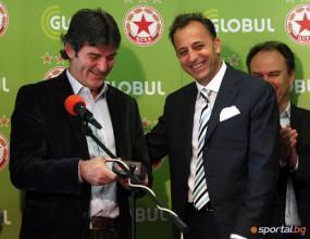 Емо се закани пред Португалия: ЦСКА ще бие Порто, най-добрите сме в България