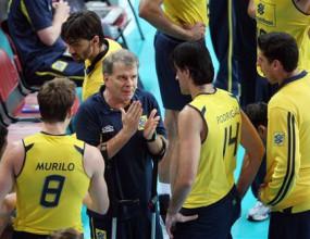 Групите във втората фаза на световното първенство по волейбол