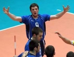 Волейболен национал ще играе в руската Суперлига заедно с Хамуцких и Полтавский