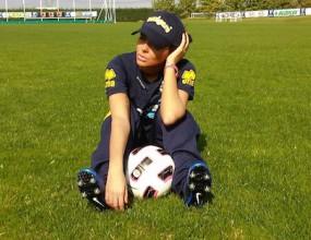 Нов удар за Алисия: Николета Лозанова позира с екип на Парма
