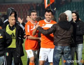 Литекс дръпна на Левски след спорно съдийство и пета поредна победа (видео)