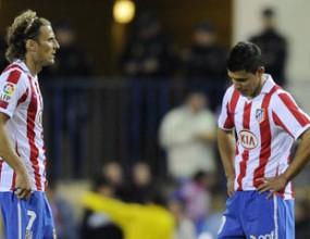 "Атлетико се издъни на ""Висенте Калдерон"" (видео)"