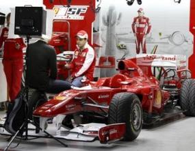 Ферари обещаха - Маса няма да е пилот номер две през 2011 г.