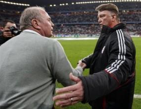 Хьонес се нахвърли на Ван Гаал: Той не е човекът-клуб в Байерн