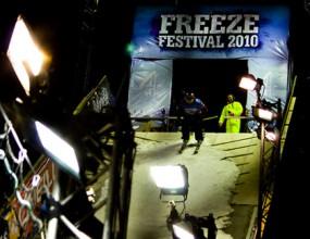Джейкъб Уестер спечели London Freeze