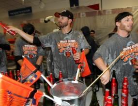 Сан Франциско Джайънтс е новият шампион на MLB (видео)