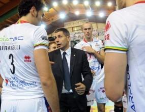 Радо Стойчев: Не подценяваме Пиаченца въпреки загубите