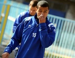 Повикаха Бензукан в националния отбор