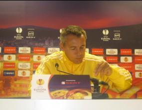 Пакулт, докато си пие кафето: В ЦСКА промениха две неща след първия мач (видео)