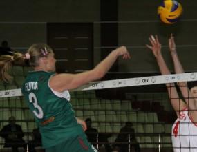 Страши Филипова и Уралочка биха Локомотив (Баку) с Мария Филипова на турнир в Азербайджан