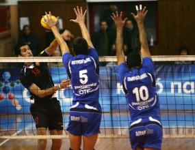 Първа победа за Драгиев, Георгиев и Аполон (Каламария) в Гърция