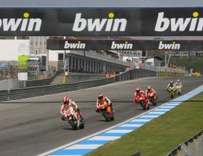 В Ещорил с bwin – генерален спонсор на Grande Premio de Portugal от MotoGP