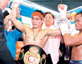 Тайбоксьор спечели световната титла по бокс