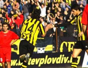Ботев (Пловдив) победи Розова долина с 2:0! Вече води 13 точки