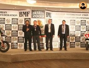 """Официално награждаване за сезон 2010 На 10 декември 2010г., в резиденция """"Бояна"""""""