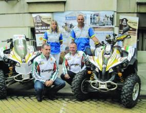 Двама българи заминават за Аржентина за участие на рали Дакар