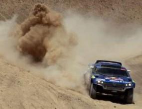 Ден 6: Четворна победа за VW, Петерхансел с четири спукани гуми