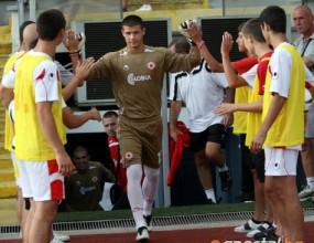 ЦСКА си взе обратно Божидар Стойчев