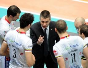 Радостин Стойчев: Контролираме играта си и затова бием