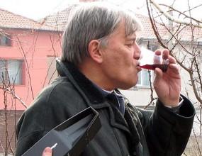 Батето заряза и отсече: Истината е във виното, а уискито е измишльотина (снимки)