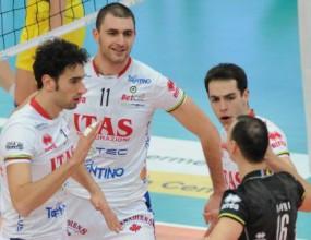 Резултати от 18-ия кръг в италианската волейболна Серия А1