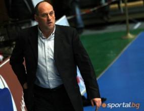 Целите пред националния отбор за Евробаскет 2011 - малко над реалните (видео)