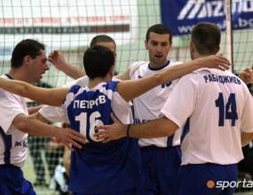 Тетевен Волей - Ботев (Луковит) е дербито за Купата на България