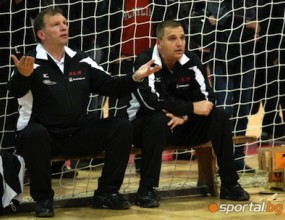 Стоян Стоев вече не е треньор на Хайстер Волей