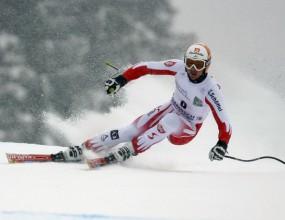 Още един австрийски алпиец с контузия