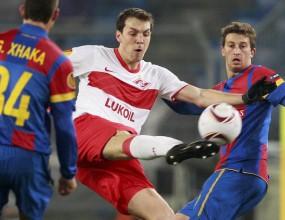 Спартак М отвърна на швейцарския удар с обрат от 0:2