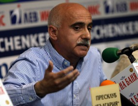 Бусета: Няма да позволя на егоисти да разрушат националния отбор