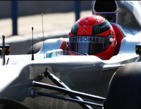 Шумахер: Победите са възможни през новия сезон