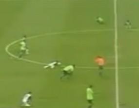 Гръмотевица изкара акъла на футболисти в Колумбия (видео)