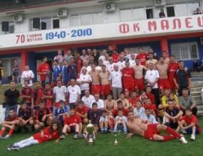 Малеш се подигра с юноши на Локо (Сф)