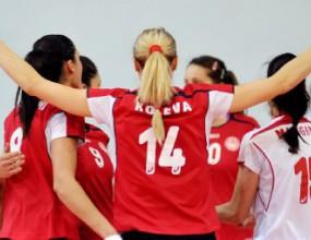 Елена Колева и Олимпиакос на полуфинал за Купата на Гърция