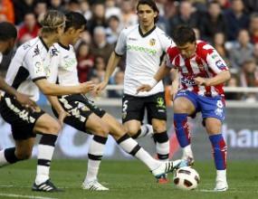 Валенсия се препъна срещу вдъхновения Спортинг