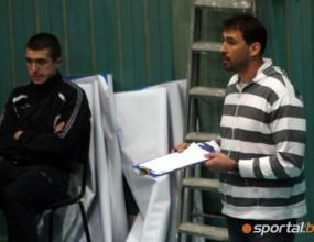 Петър Дочев: Разочарован съм от мача и играта