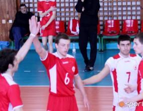 ЦСКА отнесе Славия с 3:1 при юношите (ВИДЕО + ГАЛЕРИЯ)