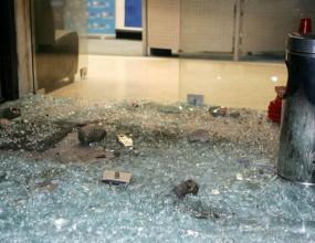 Бомба избухна пред офиса на гръцката футболна суперлига