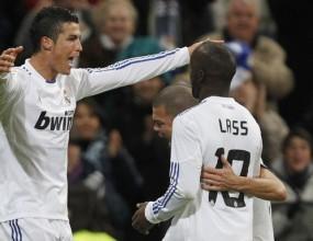 Реал Мадрид с трима опорни халфове