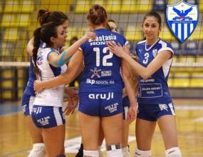 Анортосис на Юлия Стоянова завърши първата фаза в Кипър като лидер