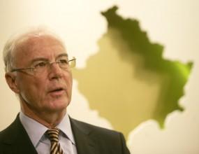 Кайзера стана посланик на Косово
