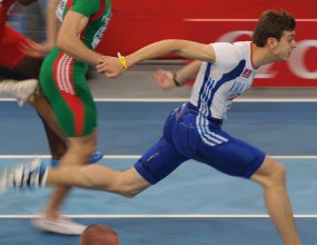 Льометр най-бърз в сериите на 60 м