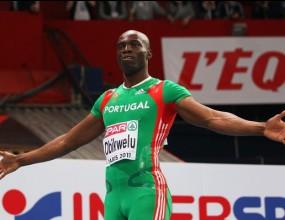 Нигериец е новият еврокрал на спринта, Льометр с бронз на 60 м