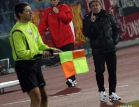 Треньорът на Локо (Сф) изгонен на почивката