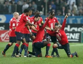 Лил повали Марсилия с драматичен гол в края