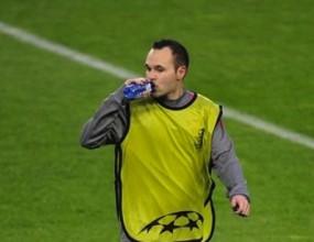 Иниеста: Мачът с Арсенал е като финал