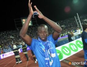 Гара №1 сред африканците в Европа, засенчи дори Ето'о